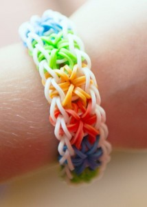 Krosno Cool Rainbow Loom do robienia bransoletek